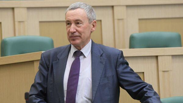 Andrej Klimov u Savetu federacije - Sputnik Srbija