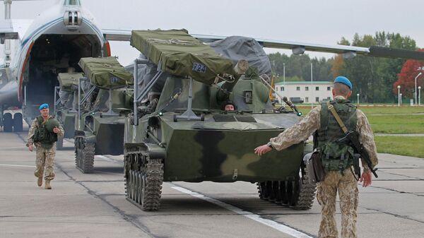 Руско-белоруске војне вежбе - Sputnik Србија