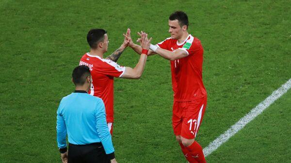 Nemanja Radonjić i Filip Kostić - Sputnik Srbija