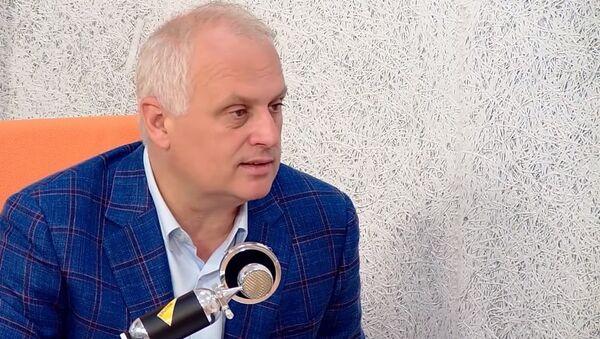 Горан Весић, заменик градоначелника Београда - Sputnik Србија