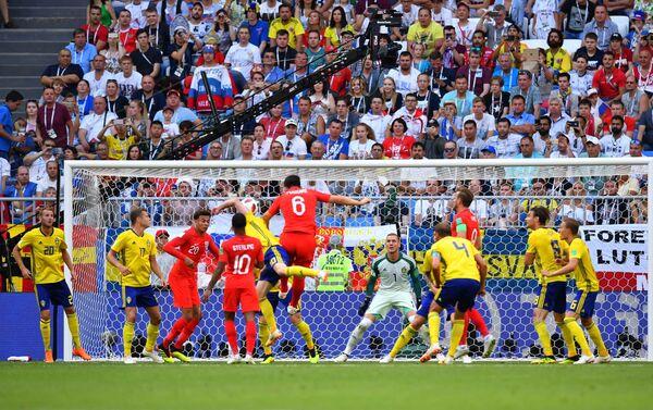 Trenutak kada Magvajer postiže gol za Englesku - Sputnik Srbija