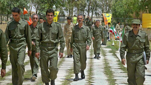 Iranska opoziciona grupi Mudžahedin-el-Kalk (MEK) - Sputnik Srbija