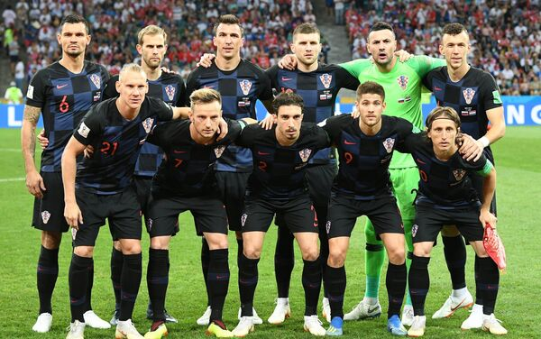 Ekipa Hrvatske - Sputnik Srbija