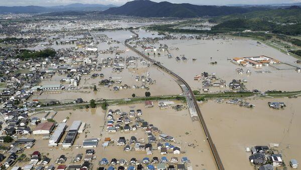 Поплаве у Јапану - Sputnik Србија