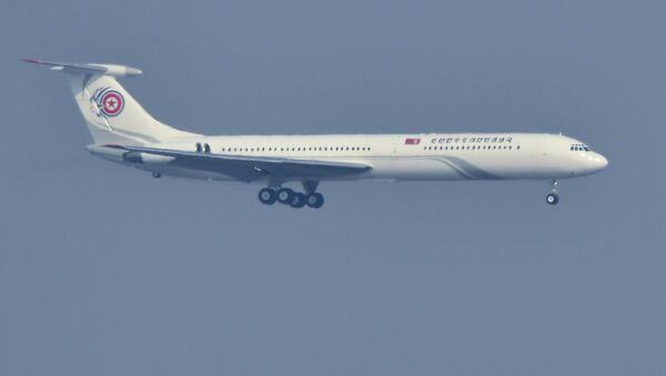 Avion Severne Koreje - Sputnik Srbija