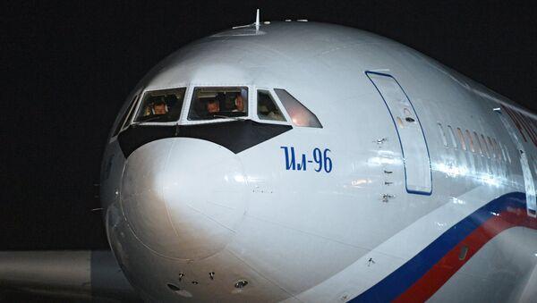 Авион Ил-96 - Sputnik Србија