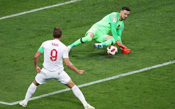 Subašić je sjajan na golu bio u nekoliko sutiacija. - Sputnik Srbija