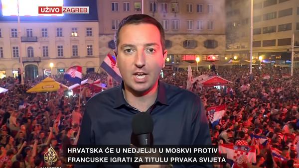 Водитељ послао Србију у финале - Sputnik Србија