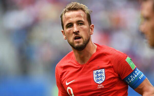 Engleski kapiten Hari Kejn najefikasniji je strelac prvenstva sa 6 postignutih golova. - Sputnik Srbija