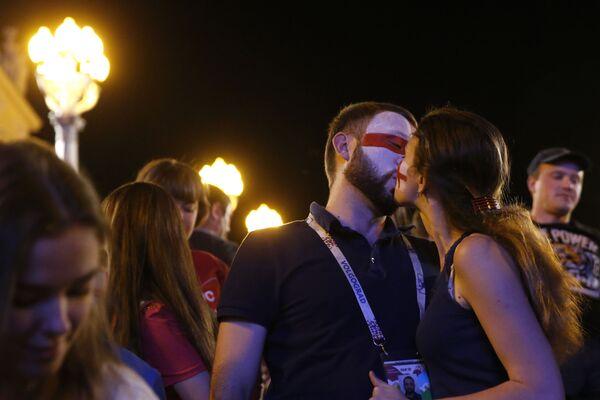 Они су уживали и у фудбалу и у љубави - Sputnik Србија