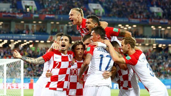 Репрезентативци Хрватске - Sputnik Србија