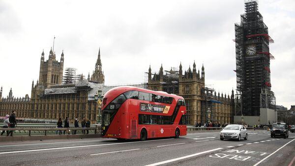 Вестминстерски дворац у Лондону - Sputnik Србија