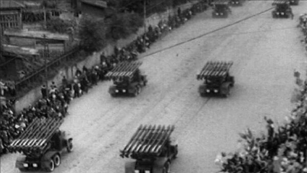 "Prvi ""Kaćušin"" plotun čuo se 14. jula 1941. godine - Sputnik Srbija"