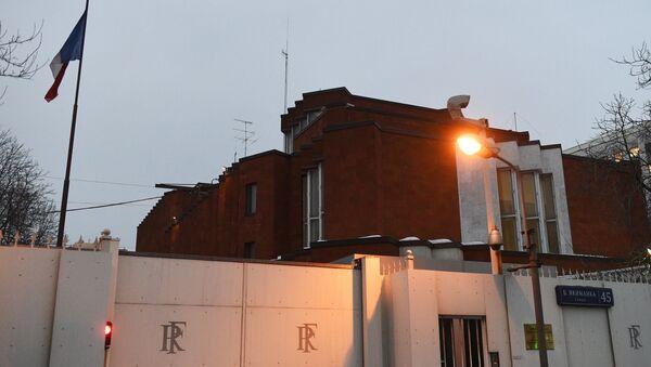 Амбасада Француске у Русији - Sputnik Србија