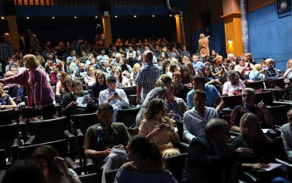 Људи су са нестрпљењем очекивали наступ Мацујева - Sputnik Србија