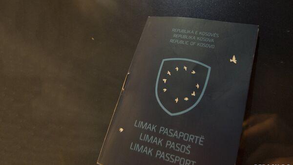 Пасош Косова - Sputnik Србија