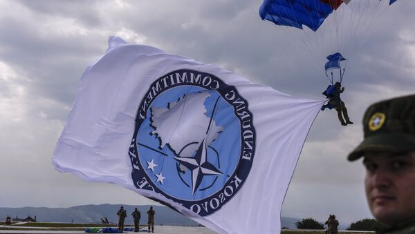 Падобранци НАТО-а у мисији на Косову - Sputnik Србија