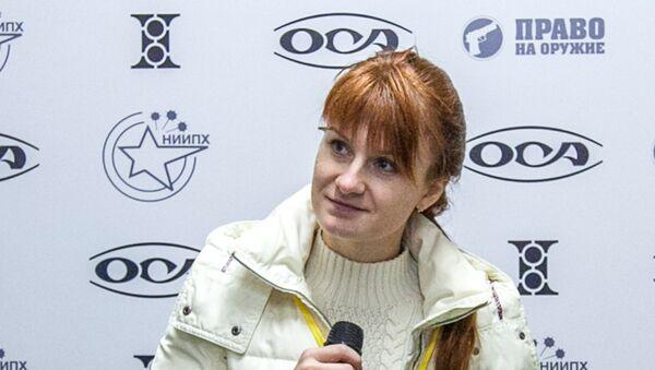Državljanka Rusije Marija Butina - Sputnik Srbija