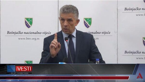 Сулејман  Угљанин - Sputnik Србија