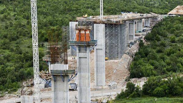 Gradnja auto-puta Bar Boljare - Sputnik Srbija
