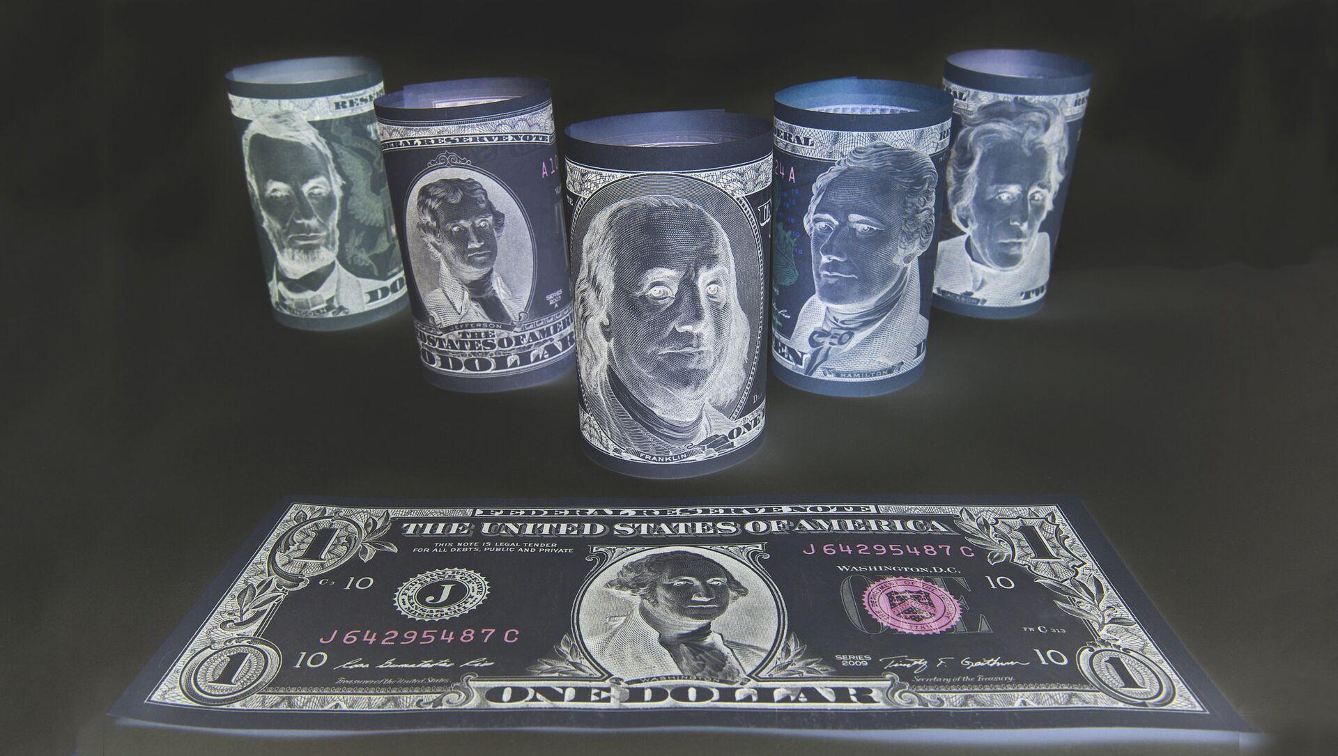 Američki dolari - Sputnik Srbija, 1920, 29.06.2021