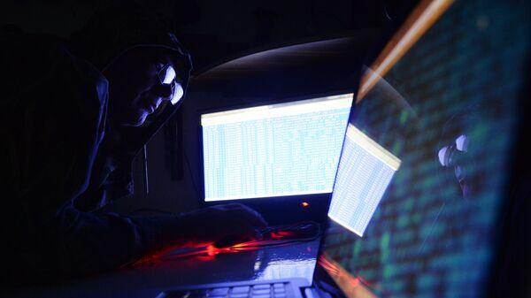 Programer za kompjuterom - Sputnik Srbija