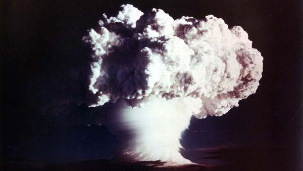 Експлозија нуклеране бомбе - Sputnik Србија