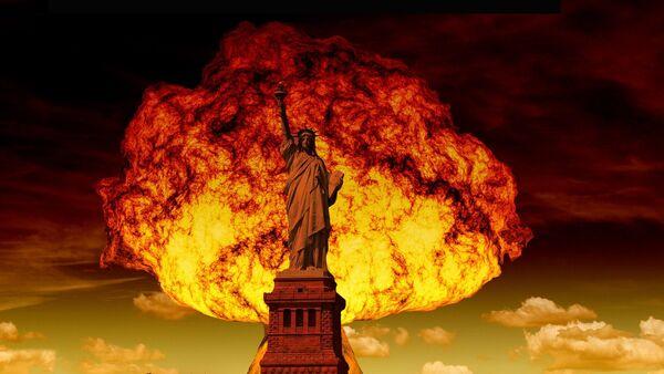 Експлозија нуклеране бомбе (ислутрација) - Sputnik Србија