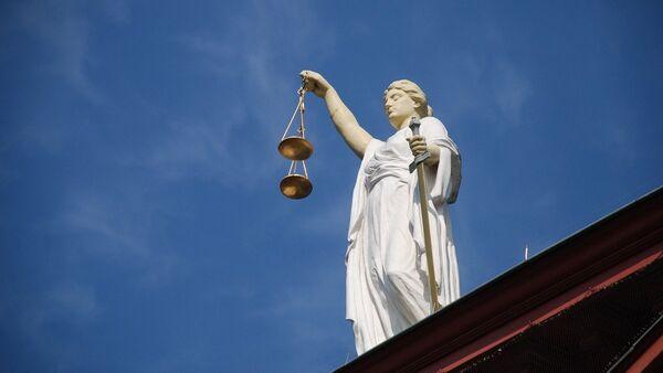 Rimska boginja pravde i pravednosti Justicija - Sputnik Srbija