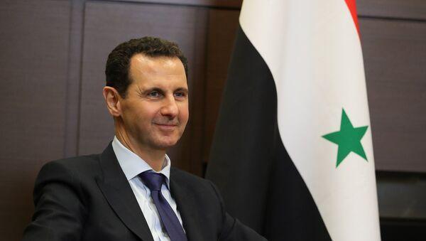 Председник Сирије Башар Асад - Sputnik Србија