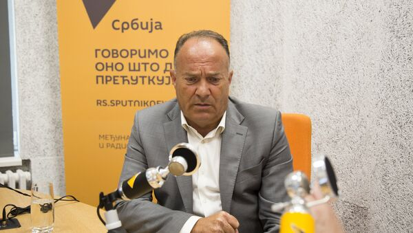 Ministar Mladen Šarčević - Sputnik Srbija