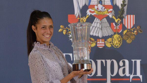 Teniserka Olga Danilović - Sputnik Srbija
