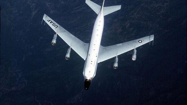 Američki izviđački avion RC-135 - Sputnik Srbija