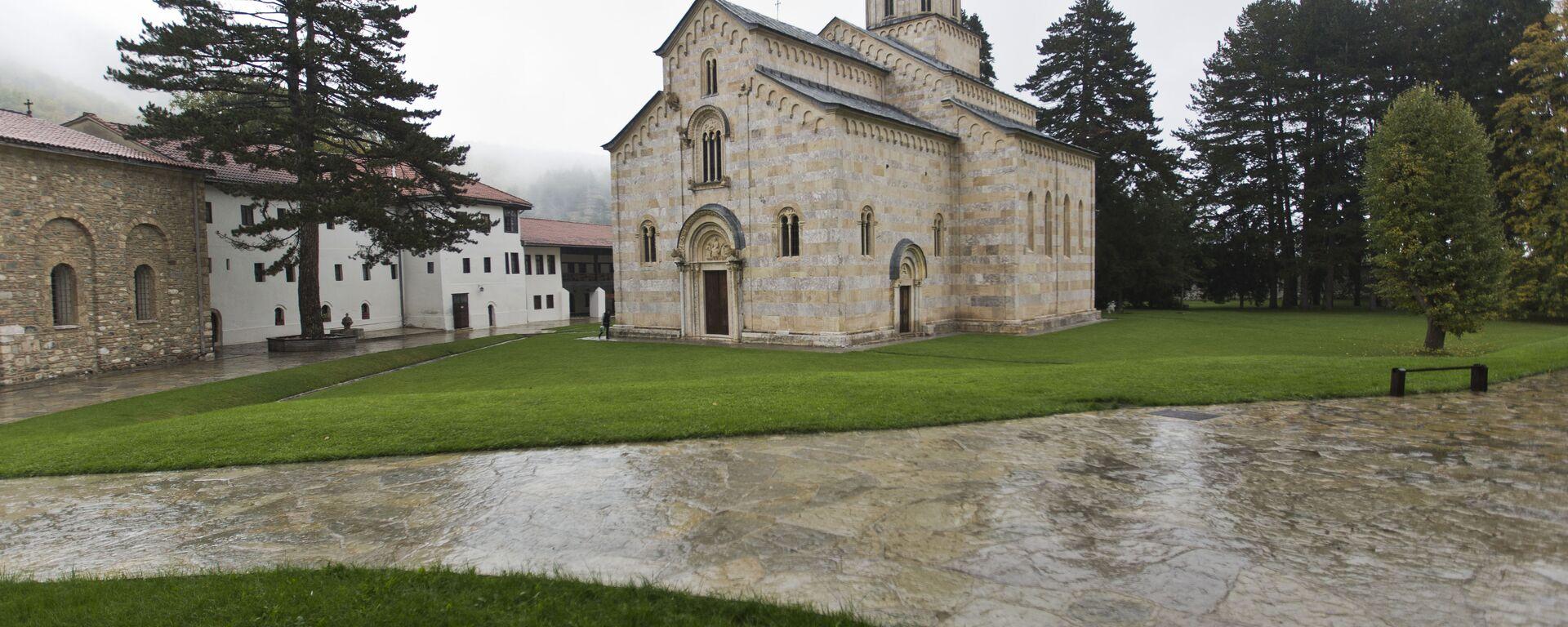 Manastir Dečani na KiM - Sputnik Srbija, 1920, 22.05.2021
