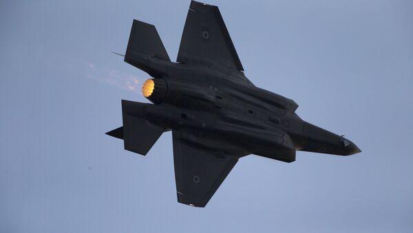 Avion F-35 izraelskih vazdušnih snaga - Sputnik Srbija