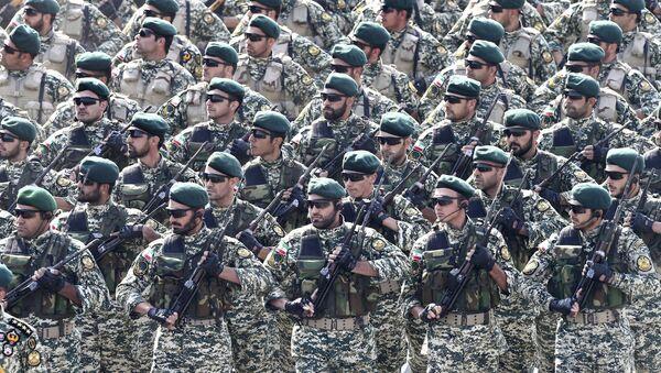 Iranska vojska - Sputnik Srbija
