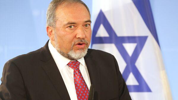 Авдигор Либерман - министар одбране Израела - Sputnik Србија