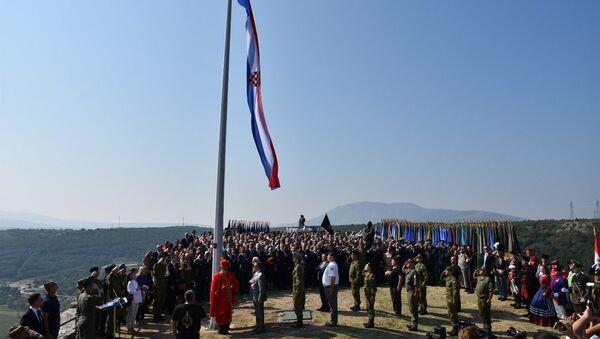 Прослава Олује у Хрватској - Sputnik Србија