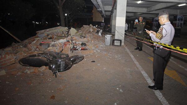 Zemljotres na Baliju - Sputnik Srbija