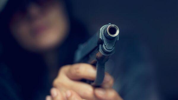 Čovek sa pištoljem - Sputnik Srbija