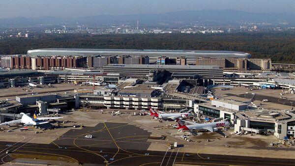 Аеродром у Франкфурту - Sputnik Србија
