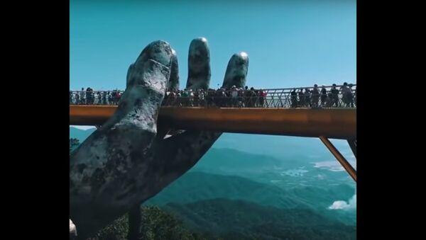 Zlatni most u Vijetnamu - Sputnik Srbija