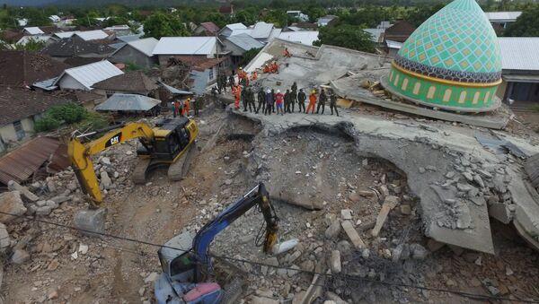 Indonezija, zemljotres - Sputnik Srbija