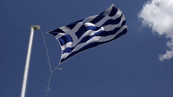 Застава Грчке - Sputnik Србија