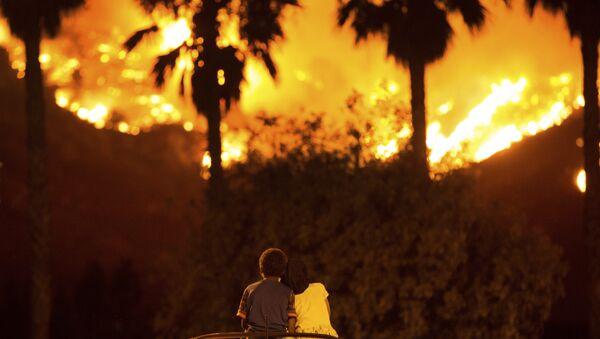 Пожар, Америка - Sputnik Србија