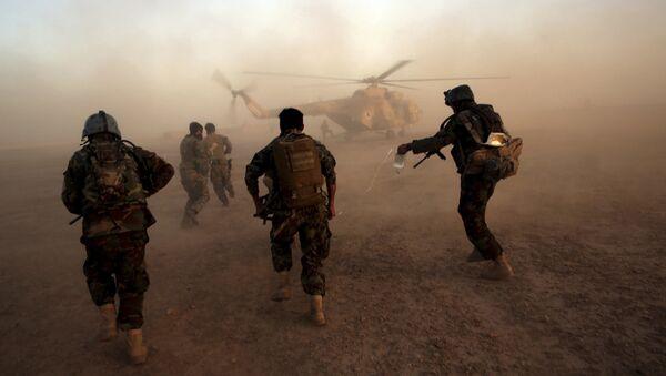 Vojska Avganistana - Sputnik Srbija