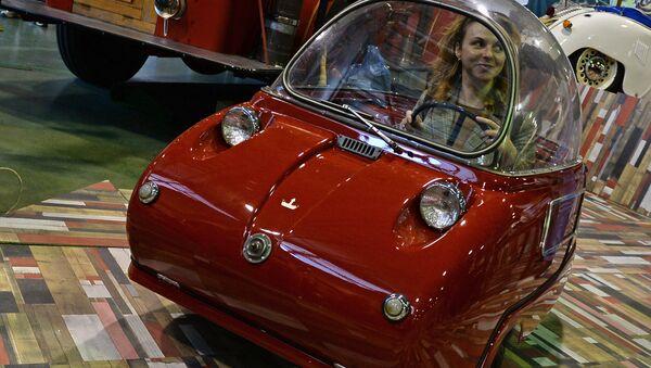 Најспорији аутомобил на свету - Sputnik Србија