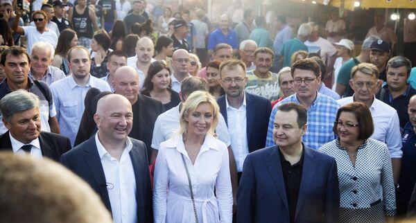 Да л' је Гуча очарала Марију, или Марија Гучу - Sputnik Србија