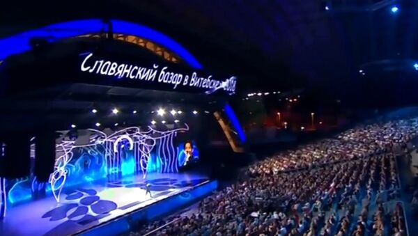 Словенски базар у Витебску 2018. - Sputnik Србија