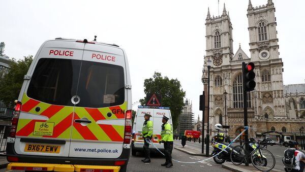 Инцидент у Лондону - Sputnik Србија
